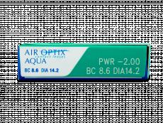 Air Optix Aqua (3 φακοί)