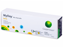 MyDay daily disposable toric (30 φακοί)