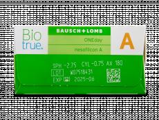 Biotrue ONEday for Astigmatism (30 φακοί)