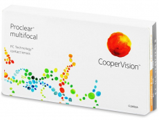 Proclear Multifocal XR (3 φακοί)