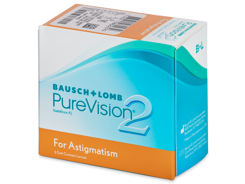 PureVision 2 for Astigmatism (6 φακοί)