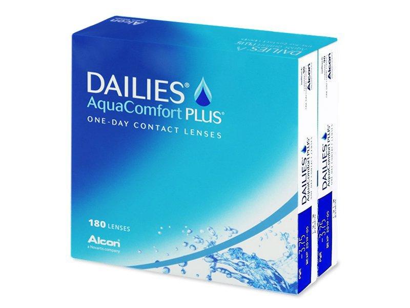 Dailies AquaComfort Plus (180φακοί)