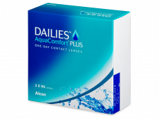 Dailies AquaComfort Plus (180 φακοί)