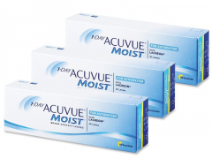 1 Day Acuvue Moist for Astigmatism (90φακοί)