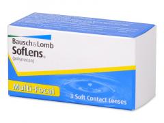 SofLens Multi-Focal (3φακοί)
