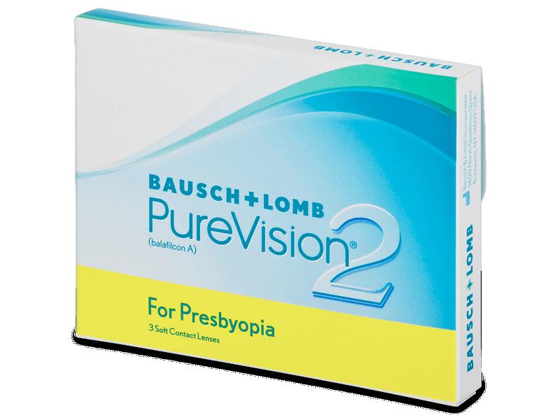 PureVision 2 for Presbyopia (3φακοί)