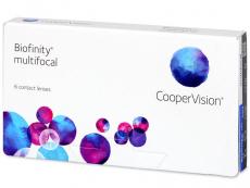 Biofinity Multifocal (6 φακοί)
