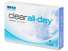 Clear All-Day (6 φακοί)