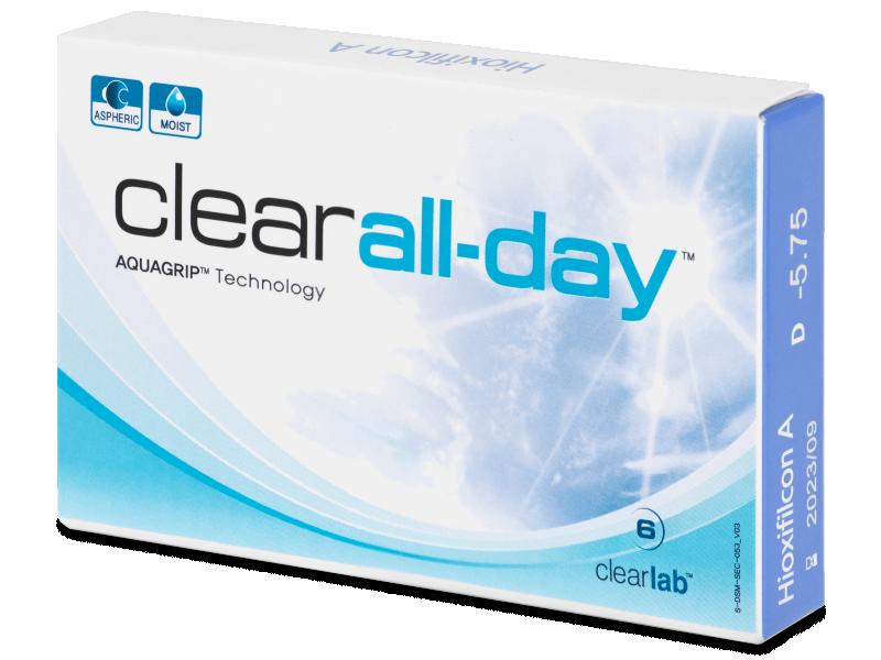 Clear All-Day (6 φακοί)