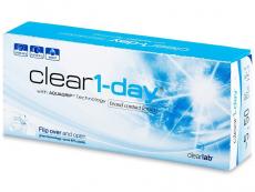 Clear 1-Day (30φακοί)