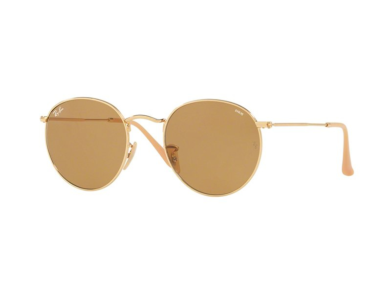 Ray-Ban Round Metal RB3447 90644I