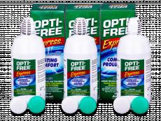 Υγρό OPTI-FREE Express 3 x 355ml