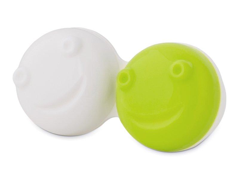 Θήκη αντικατάστασης για το κουτί καθαρισμού φακών επαφής με δόνηση- πράσινο