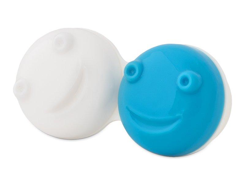 Θήκη αντικατάστασης για το κουτί καθαρισμού φακών επαφής με δόνηση - μπλε