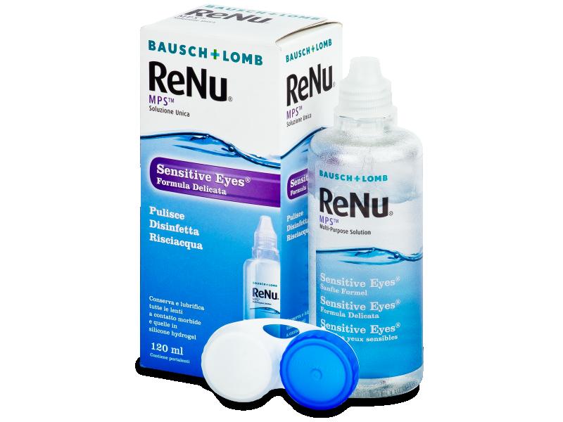ReNu MPS Sensitive Eyes 120ml