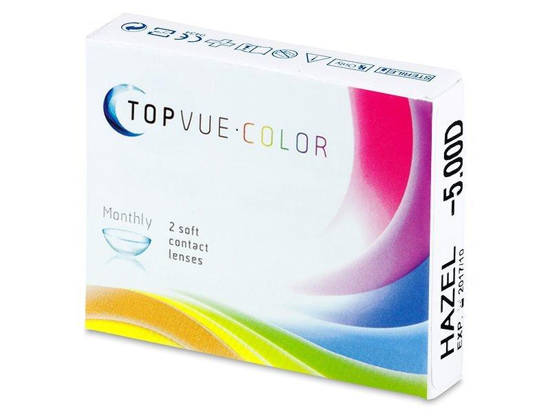 TopVue Color - Διοπτρικοί - (2φακοί)