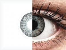 Air Optix Colors - Sterling Gray - Μη διοπτρικοί (2φακοί)