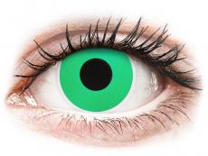 ColourVUE Crazy Lens - Emerald (Green) - Μη διοπτρικοί (2 φακοί)