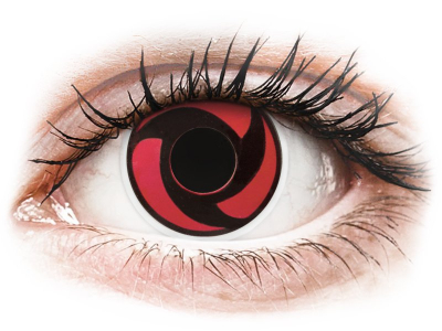 ColourVUE Crazy Lens - Mangekyu - Μη διοπτρικοί Ετήσιοι φακο...