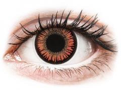 ColourVUE Crazy Lens - Vampire - Μη διοπτρικοί (2 φακοί)