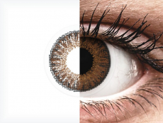 TopVue Color daily - Brown - Μη διοπτρικοί (10φακοί)