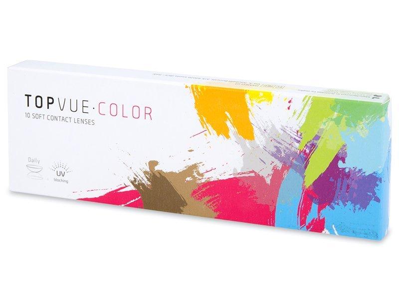 TopVue Color daily - Soft Grey - Μη διοπτρικοί (10φακοί)