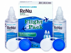 Υγρό ReNu Multiplus flight pack 2 x 60 ml