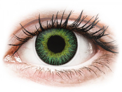 ColourVUE Fusion Green Yellow - Μη διοπτρικοί (2φακοί)