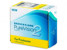 Purevision 2 for Presbyopia (6 φακοί)