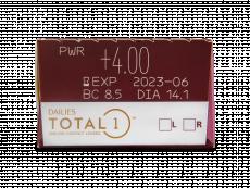 Dailies TOTAL1 (30φακοί)