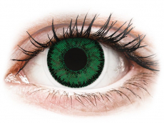 SofLens Natural Colors Emerald - Μη διοπτρικοί (2 φακοί)