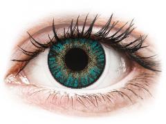 FreshLook ColorBlends Turquoise - Διοπτρικοί (2 φακοί)