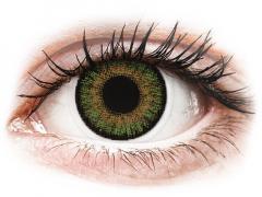FreshLook One Day Color Green - Διοπτρικοί (10 φακοί)