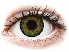 FreshLook One Day Color Green - Μη διοπτρικοί (10 φακοί)