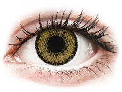 SofLens Natural Colors Dark Hazel - Μη διοπτρικοί (2 φακοί)
