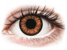 ColourVUE Crazy Lens - Twilight - Ημερήσιοι φακοί Μη διοπτρικοί (2 φακοί)