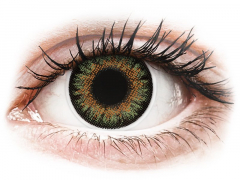 ColourVue One Day TruBlends Green - Διοπτρικοί (10 φακοί)