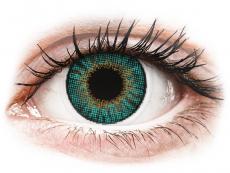 Air Optix Colors - Turquoise - Διοπτρικοί (2φακοί)