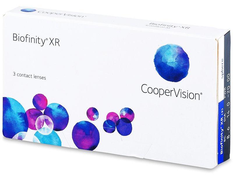 Biofinity XR (3φακοί)
