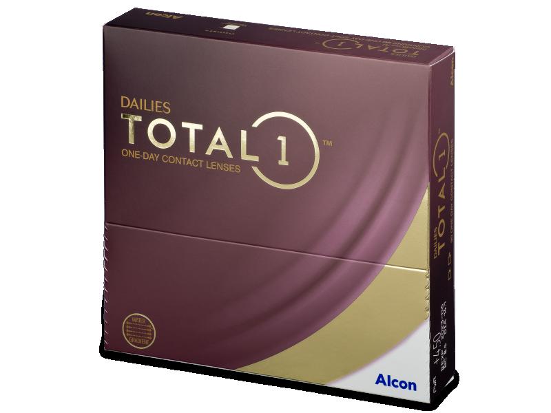 Dailies TOTAL1 (90φακοί)