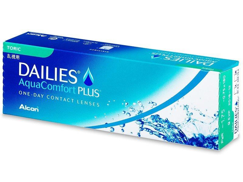Dailies AquaComfort Plus Toric (30φακοί)