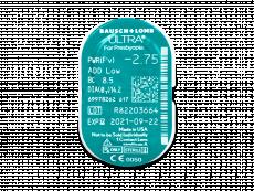 Bausch + Lomb ULTRA for Presbyopia (3 φακοί)
