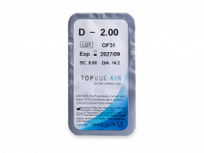 TopVue Air (6 φακοί)