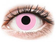 ColourVUE Crazy Lens - Barbie Pink - Μη διοπτρικοί (2 φακοί)
