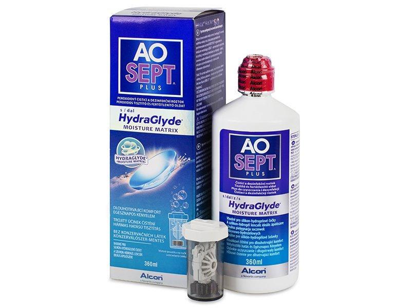 Υγρό AO SEPT PLUS HydraGlyde 360ml