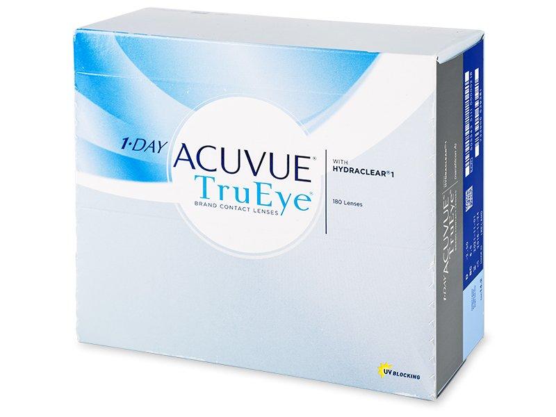 1-Day Acuvue TruEye (180φακοί)