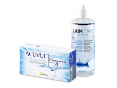 Acuvue Oasys for Astigmatism (12 φακοί) + Υγρό Laim-Care 400 ml