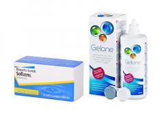 SofLens Multi-Focal (3 φακοί) + Υγρό Gelone 360 ml