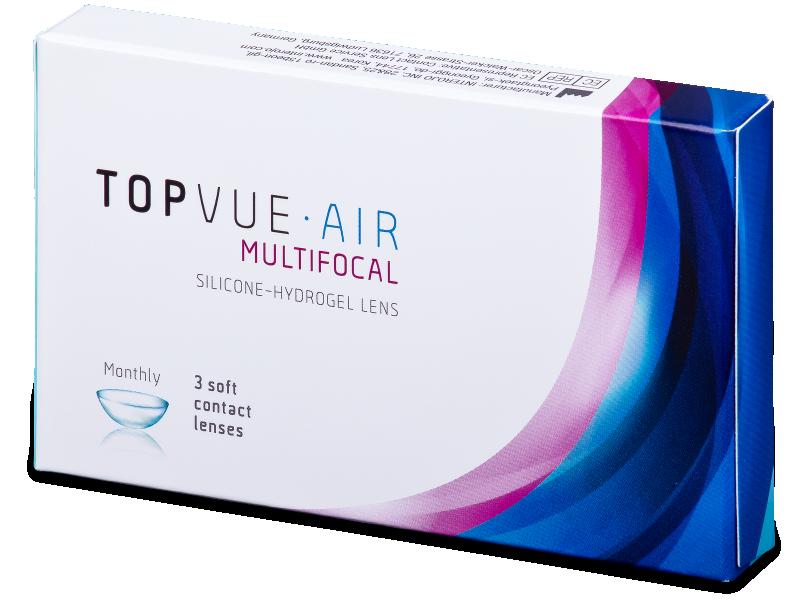 TopVue Air Multifocal (3φακοί)