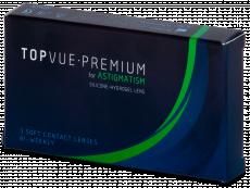 TopVue Premium for Astigmatism (3φακοί)